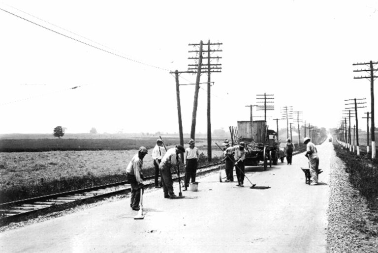 1920 Patching William Penn Hwy