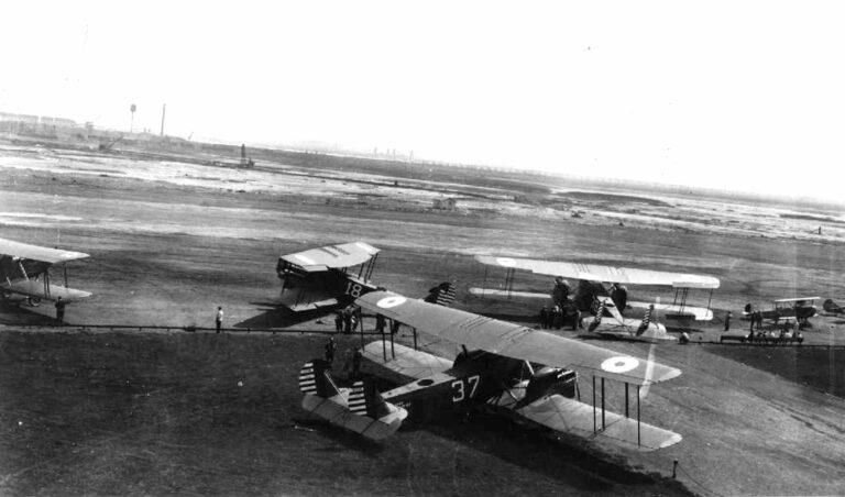 1929 Airfields