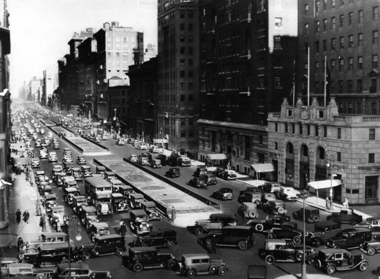 1930s NYC Streets