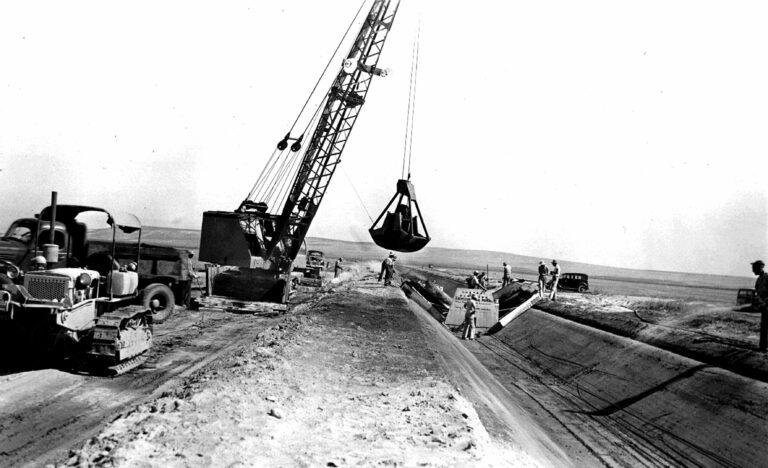 1940s Hydraulics
