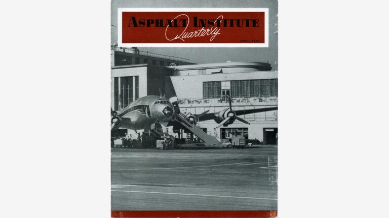 1949 AI Quarterly first edition