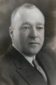 Joseph S Helm - AI Chair 1927