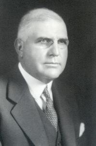 C W Bayliss - AI Chair 1933
