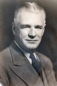 George R Christie - AI Chair 1946