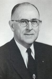 N H Angell - AI Chair 1949