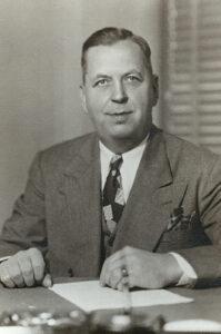 Frank R Field - AI Chair 1951