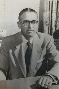 M O Huntress - AI Chair 1952