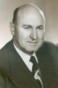 Raymond Harsch - AI Chair 1954