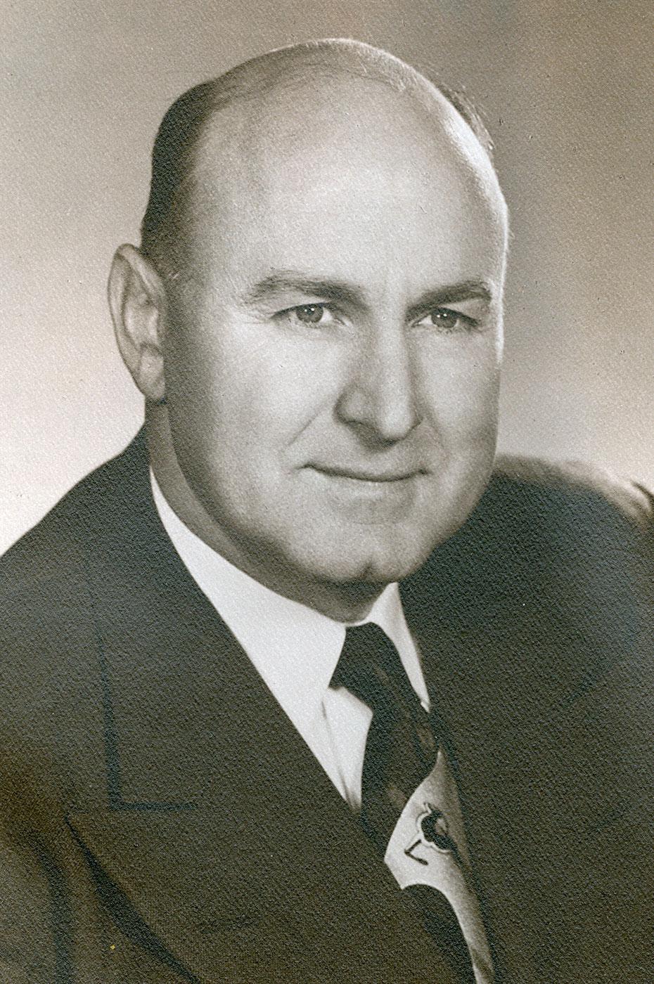 Raymond Harsch