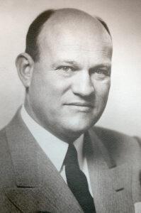 Sidney Goldin - AI Chair 1956