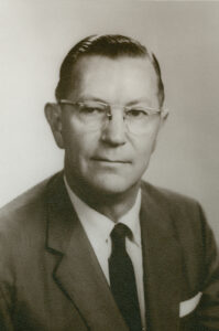 Robert O Wilson - AI Chair 1957