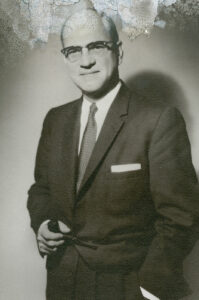 D H Jenks Jr. - AI Chair 1958