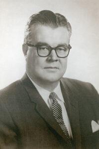 James J Kelly - AI Chair 1962