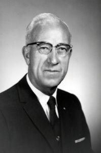 Henry G Groves - AI Chair 1965