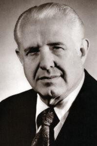 Duane W Gagle - AI Chair 1973