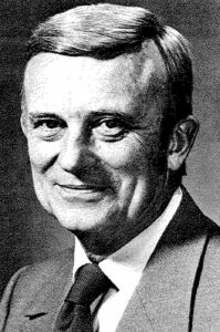 John J Shelly - AI Chair 1974