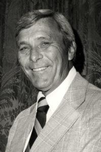 John H Mitchell - AI Chair 1975
