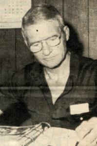 C A Musser - AI Chair 1977