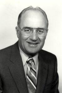 R G Congdon - AI Chair 1980