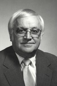 Roy L Compton - AI Chair 1982