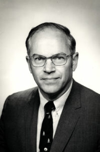 W S Little, Jr. - AI Chair 1987