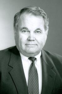 Fred M Fehsenfeld, Sr. - AI Chair 1989