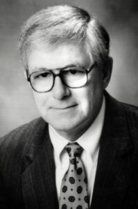 Robert L Langdon - AI Chair 1991