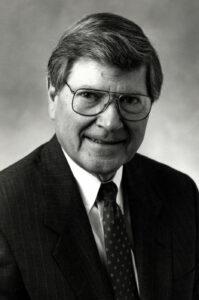Orin A Sharp, Jr. - AI Chair 1993