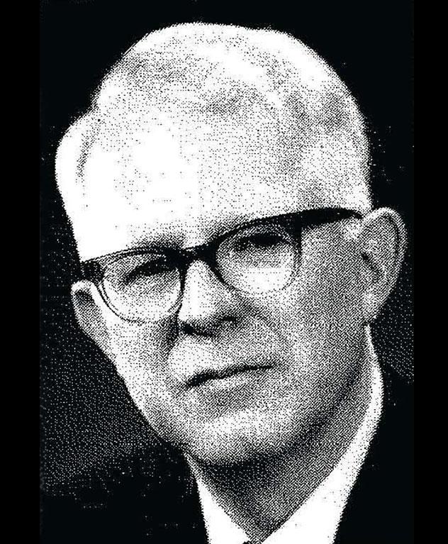 Distinguished Service Award - Ward K. Parr