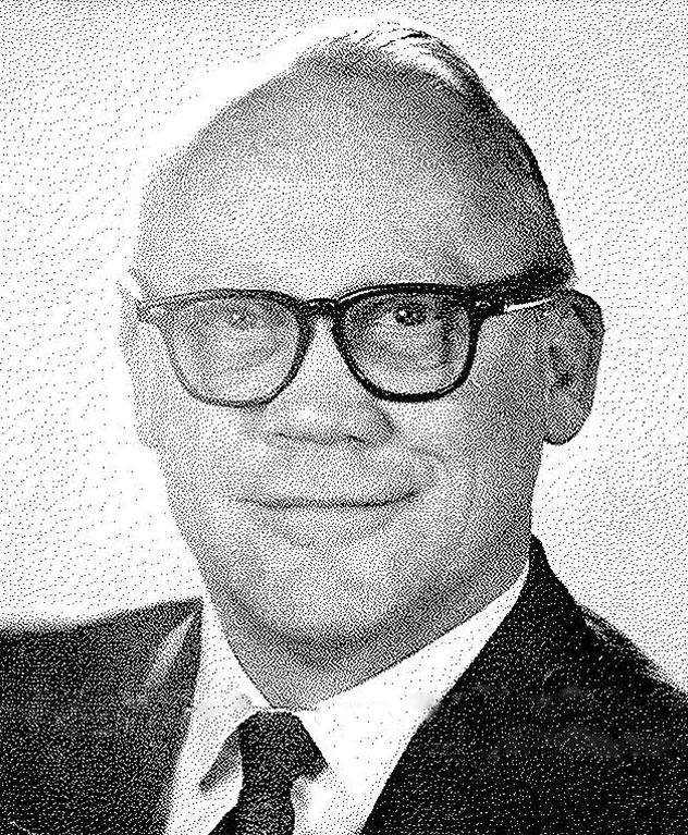 Distinguished Service Award - Charles G. Schmitz