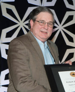 Distinguished Service Award - Rick Holmgreen