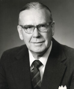 Roll of Honor - Dr. Norman W. McLeod