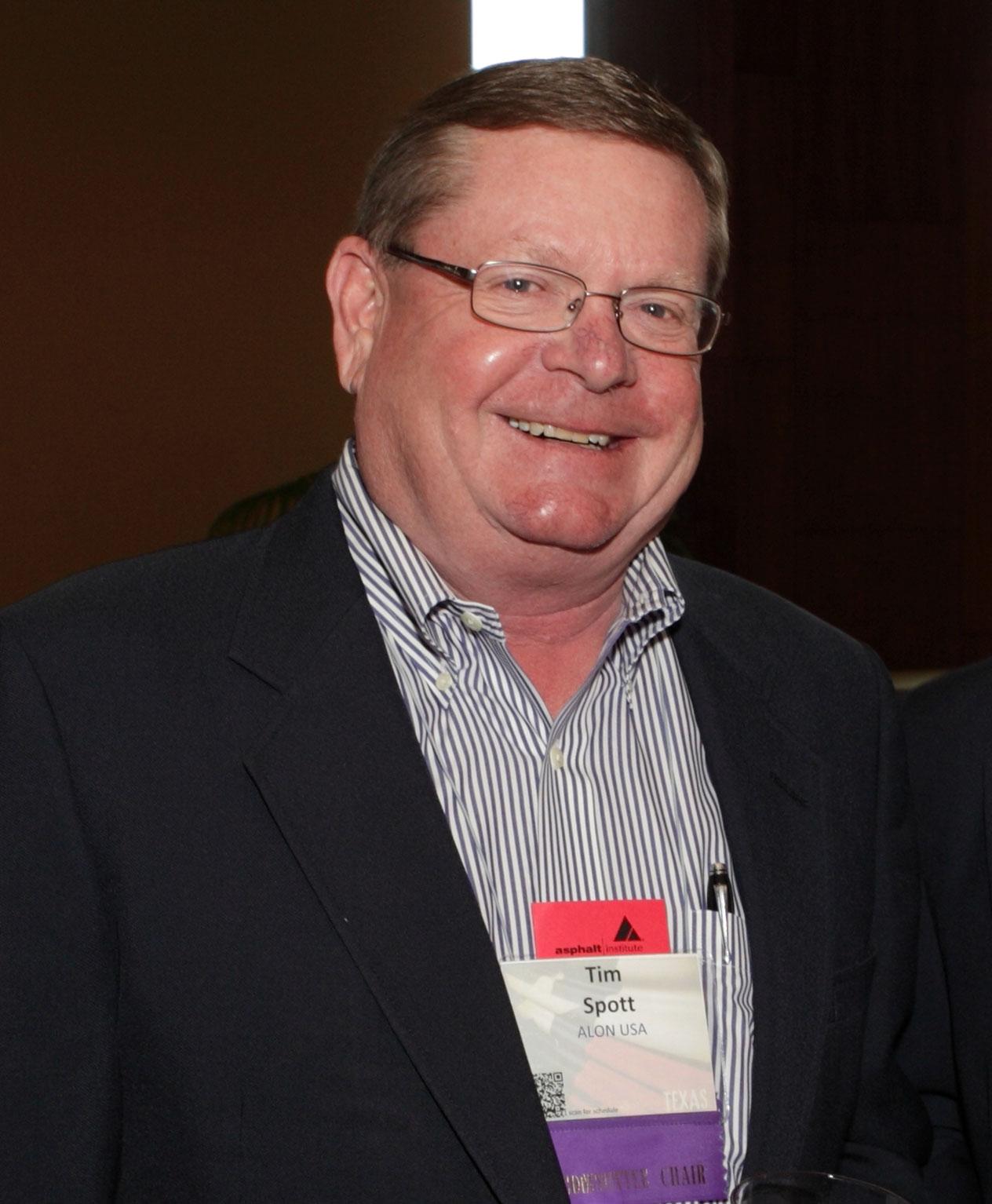 Emeritus - Tim Spott