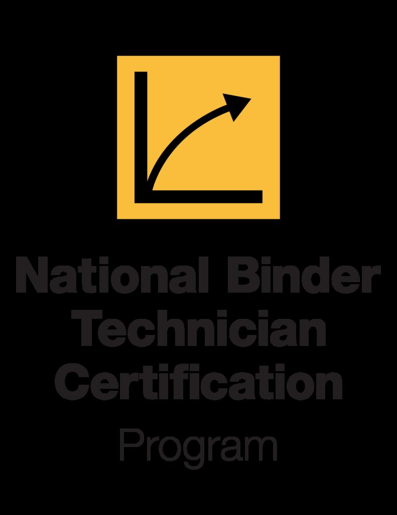 National Binder Technician Certification Program