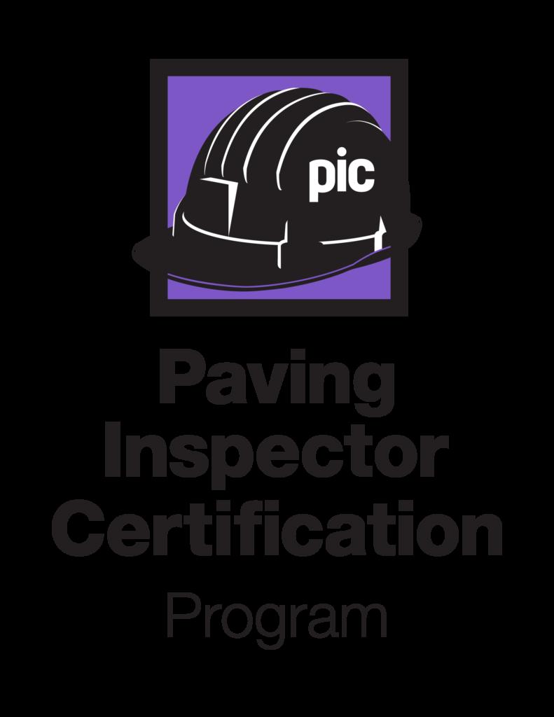 Paving Inspector Certification
