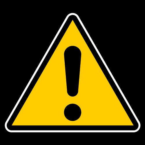 HSE-Warning